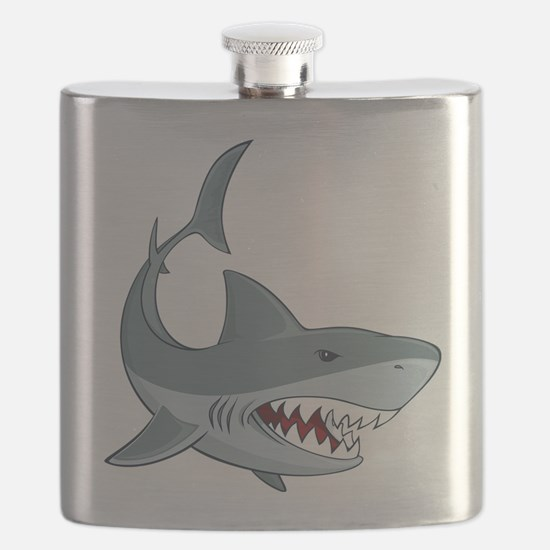 Shark week Flask