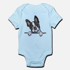 Unique Boston terrier Onesie
