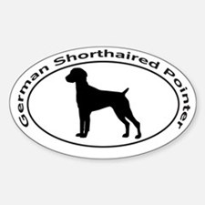 GERMAN SHORTHAIRED POINTER Decal
