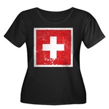 Funny Red cross T