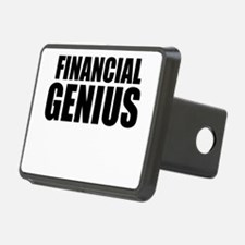 Financial Genius Hitch Cover