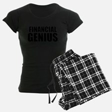 Financial Genius Pajamas