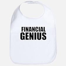 Financial Genius Bib