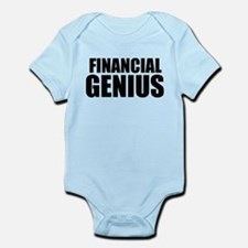 Financial Genius Body Suit