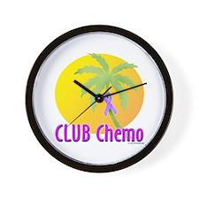 Club Chemo-General Wall Clock