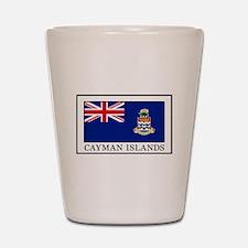 Cayman Islands Shot Glass