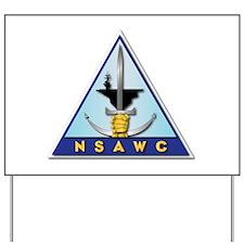 NSAWC - NAS Fallon - No Txt Yard Sign