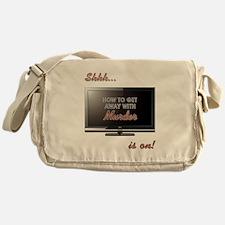 SHHH... Messenger Bag