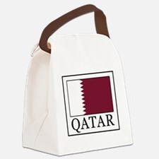Funny Arabic Canvas Lunch Bag