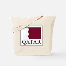 Cute Qatar Tote Bag