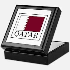 Qatar Keepsake Box