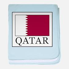 Qatar baby blanket