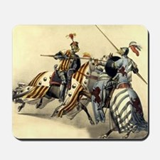 Knights of Europe Mousepad