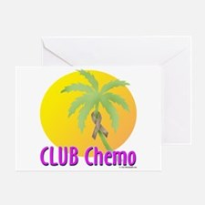 Club Chemo-Colon Greeting Card