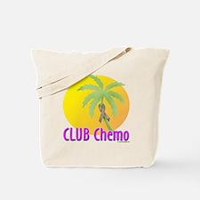 Club Chemo-Colon Tote Bag