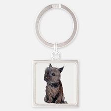 Cairn Wire Hair Terrier Keychains
