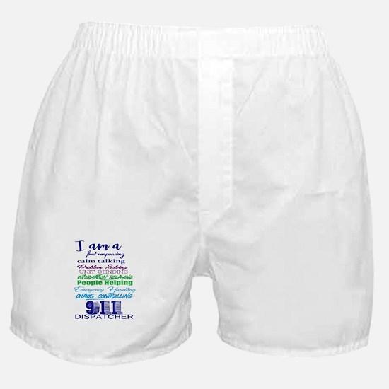 911 Boxer Shorts