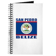 San Pedro, Belize Journal