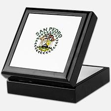 San Pedro, Belize Keepsake Box