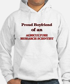 Proud Boyfriend of a Agriculture Hoodie