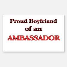 Proud Boyfriend of a Ambassador Decal