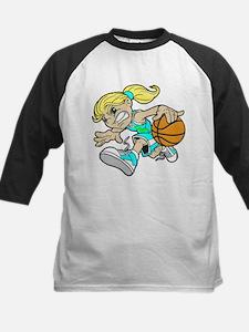 BASKET GIRL Baseball Jersey