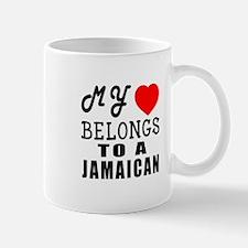 I Love Jamaican Mug