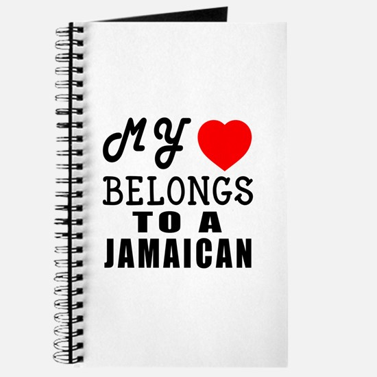 I Love Jamaican Journal