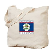 San Ignacio, Belize Tote Bag
