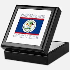 San Ignacio, Belize Keepsake Box