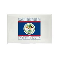 San Ignacio, Belize Rectangle Magnet