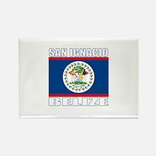 San Ignacio, Belize Rectangle Magnet