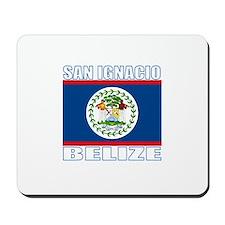 San Ignacio, Belize Mousepad