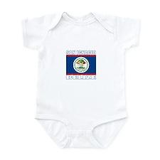 San Ignacio, Belize Infant Bodysuit