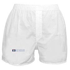 San Ignacio, Belize Boxer Shorts