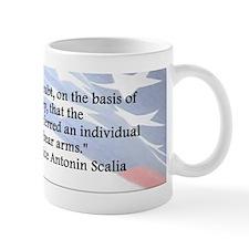 Antonin Scalia - Second Amendment - Mugs