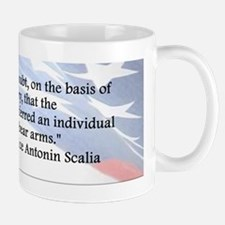Antonin Scalia - Second Amendment - Mugs