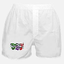 Musical Notes Boxer Shorts