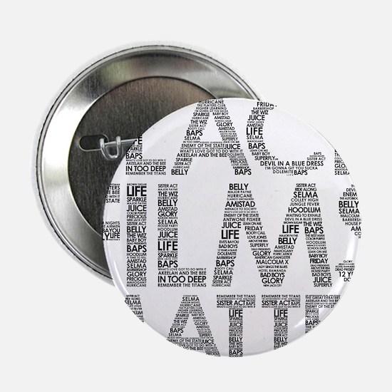 "Black film 2.25"" Button"