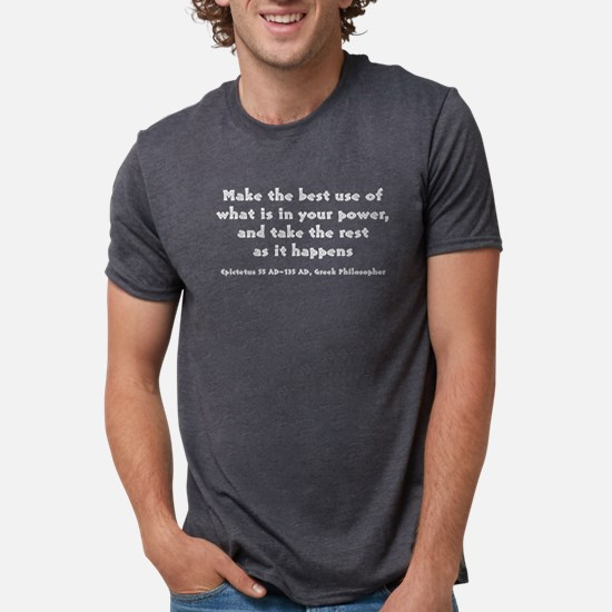 EPICTETUS Women's Dark T-Shirt