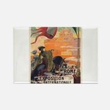 Vintage poster - Rome Magnets