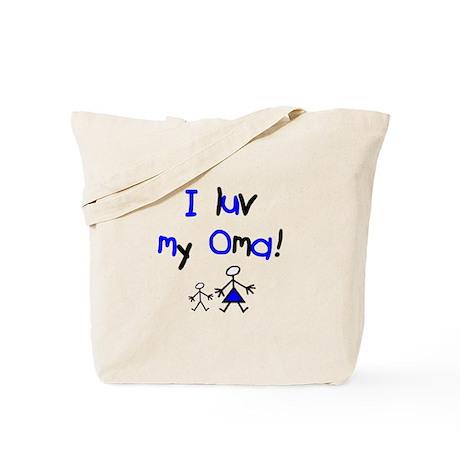 Oma Tote Bag
