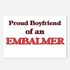 Proud Boyfriend of a Emba Postcards (Package of 8)