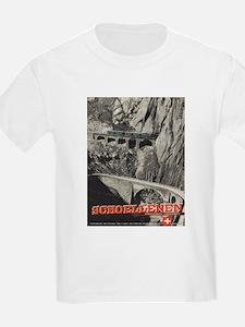 Vintage poster - Switzerland T-Shirt