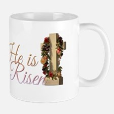 He is Risen Mugs