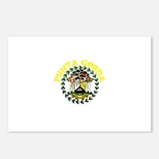 Punta Gorda, Belize Postcards (Package of 8)