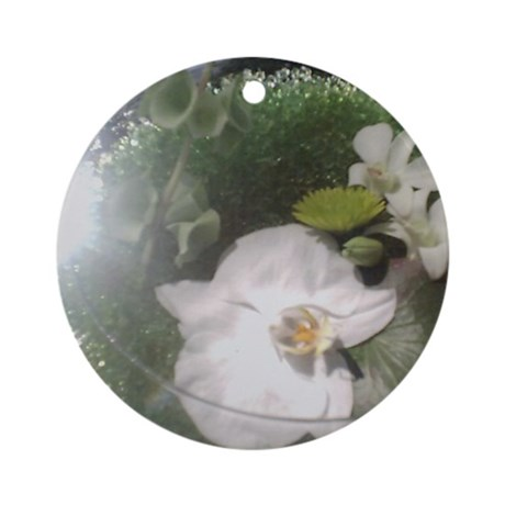 Photography Ornament (Round)
