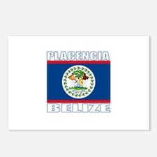 Placencia, Belize Postcards (Package of 8)
