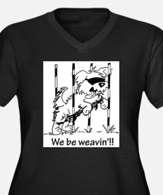 We be weavin!! Plus Size T-Shirt