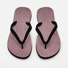 dark pink background Flip Flops